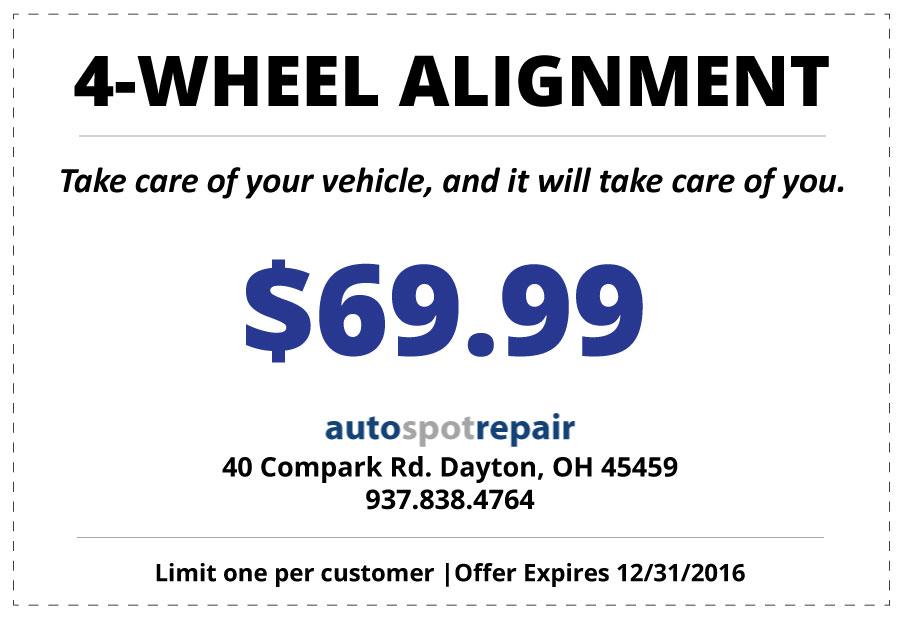 Auto ac service coupons